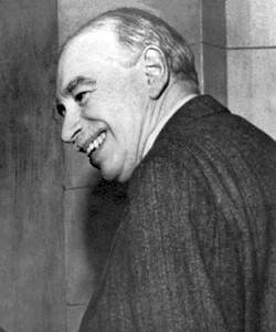 John Maynard Keynes Русский: Джон Мейнард Кейн...