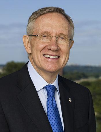 Harry Reid (D-NV), United States Senator from ...