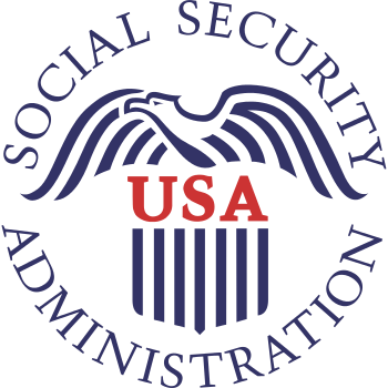 Seal of the United States Social Security Admi...