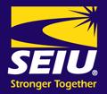 Français : Logo SEIU