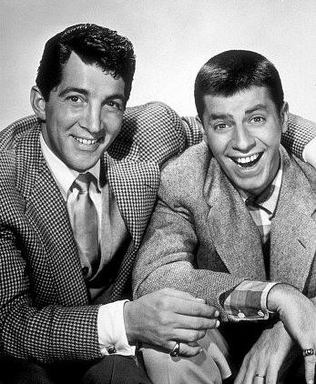 English: Studio publicity photo of Jerry Lewis...