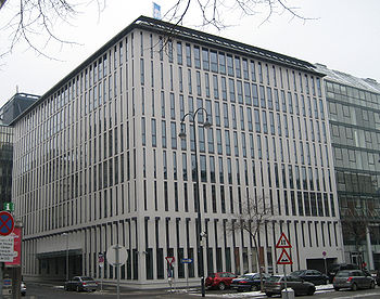 the new OPEC headquarters in Vienna Español: S...