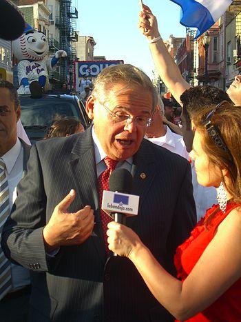 English: New Jersey Senator and former Union C...