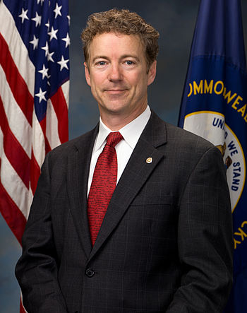 Official portrait of United States Senator (R-KY).