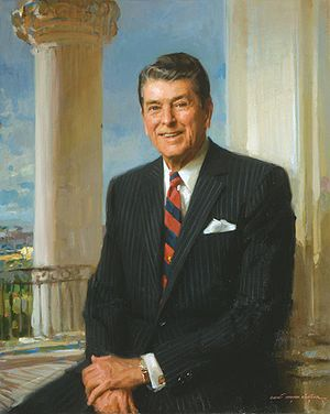 President Ronald Reagan appointed 376 federal ...
