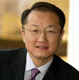 a photo of Dr. Jim Yong Kim