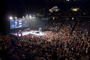 Ron Paul's Rally for the Republic.
