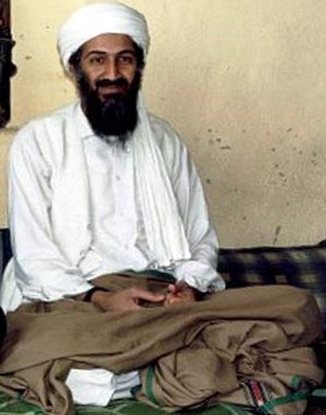 English: Osama bin Laden interviewed for Daily...