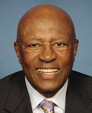 English: Portrait of US Rep. Edolphus Towns