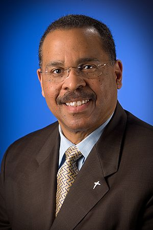 The former Ohio Secretary of State Ken Blackwell
