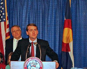Michael Bennet, Colorado Politician