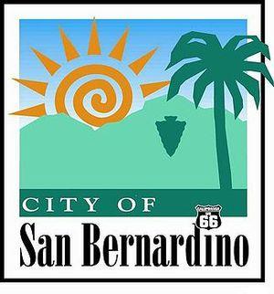 San Bernardino City Logo