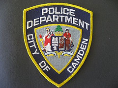 Camden Police, New Jersey