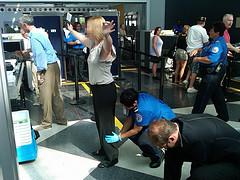 ORD / Chicago - 20110719 TSA Grope