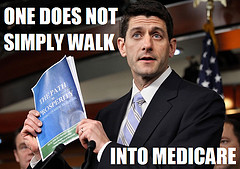 paul ryan medicare