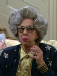 Ann Morgan Guilbert as Grandma Yetta.