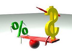 Interest rate vs money balance