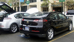 Chevrolet Volts, Washington DC