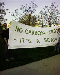 Carbon Tax = SCAM