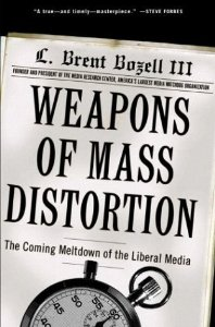 "Cover of ""Weapons of Mass Distortion: The..."