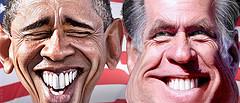 Obama vs. Romney 2012