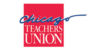 Logo of the Chicago Teachers Union.