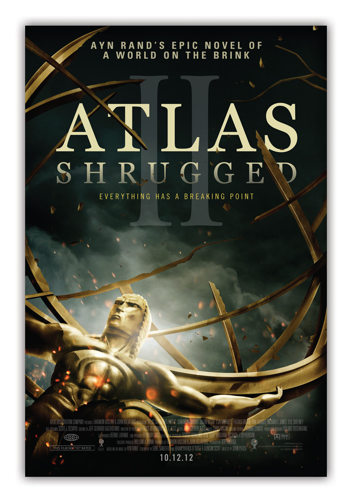 Atlas Shrugged, Part 2 - Movie Poster
