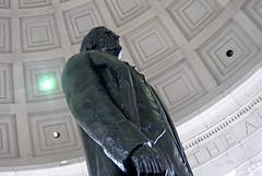 Washington DC - West Potomac Park: Thomas Jeff...
