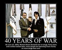 d war on drugs birthday