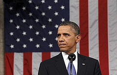 Obama sick and tired of someone dawdling about...