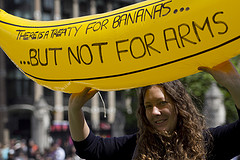 Arms Trade Treaty Banana Shootout