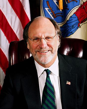 Then Senator Jon Corzine (D-NJ)
