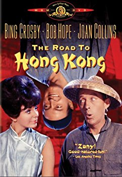 "Cover of ""The Road to Hong Kong"""