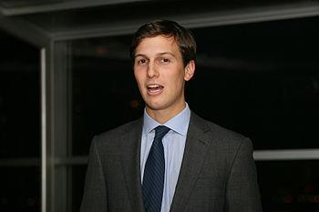 Jared Kushner of the New York Observer.