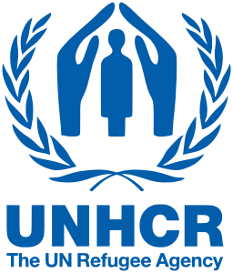 Logo of United Nations Refugee Agency.Version ...