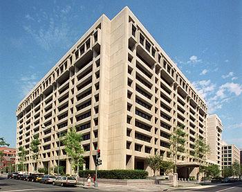IMF Headquarters, Washington, DC.