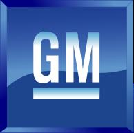 English: Logo of General Motors Corporation. S...