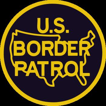 Logo of the United States Border Patrol.