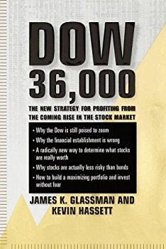 "Cover of ""DOW 36,000 : The New Strategy f..."
