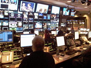 NBC Nightly News broadcast
