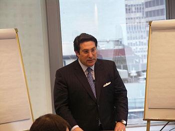 Jay Sekulow lecturing