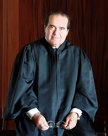 English: Antonin Scalia, Associate Justice of ...