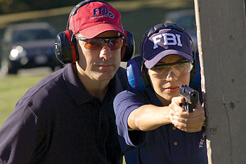 FBI New agent training.