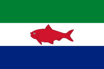 English: Federal dependencies of Venezuela's Flag